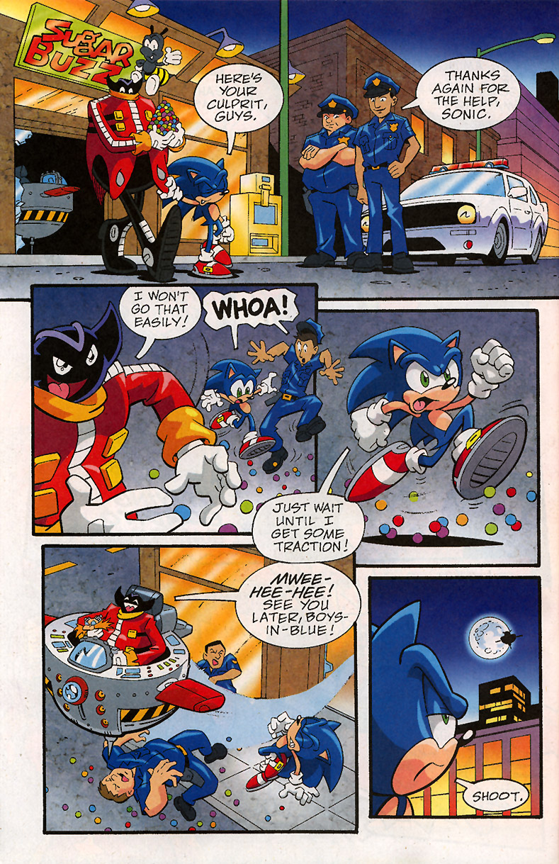 Sonic X - May 2008 Page 19