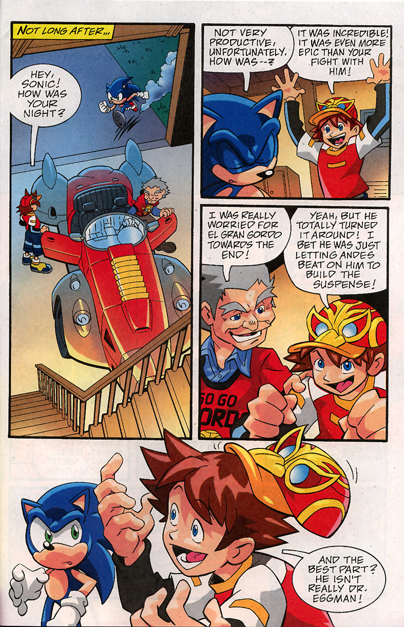Sonic X - May 2008 Page 20
