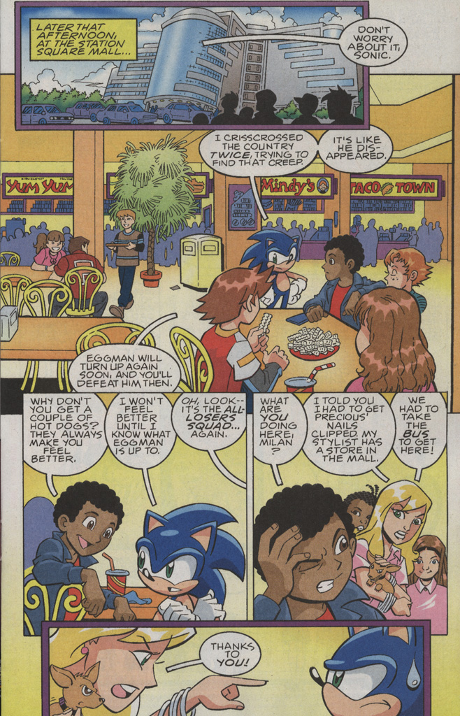 Sonic X - October 2008 Page 10