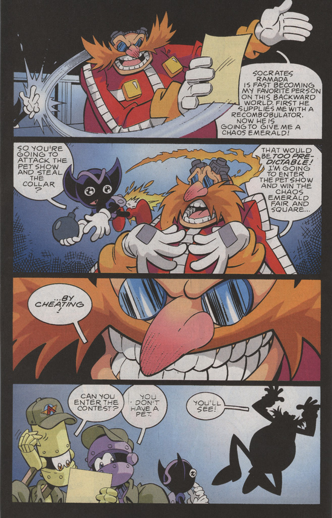 Sonic X - October 2008 Page 15