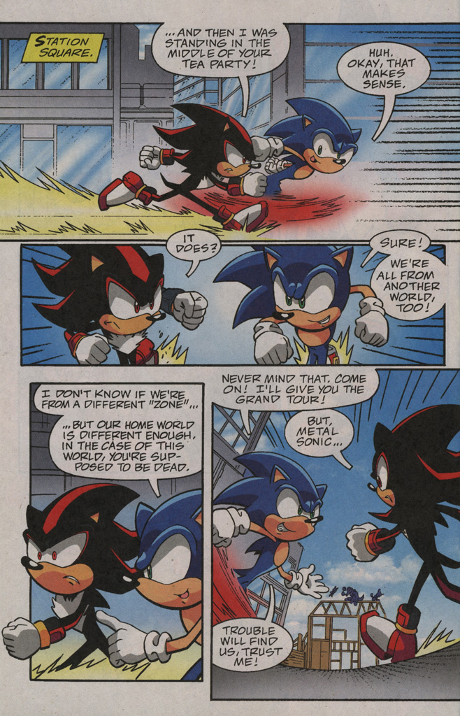 Sonic X - February 2009 Page 5