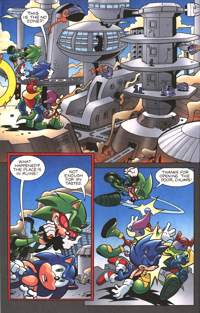 Sonic - Archie Adventure Series April 2009 Page 11