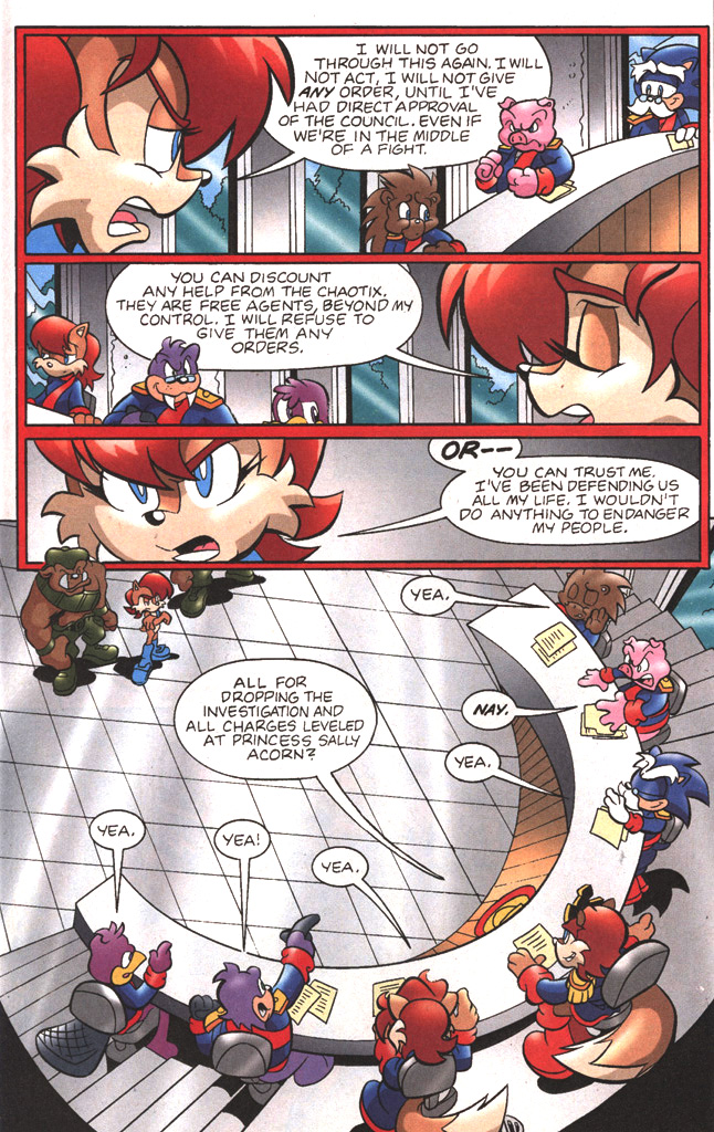 Sonic - Archie Adventure Series April 2009 Page 15