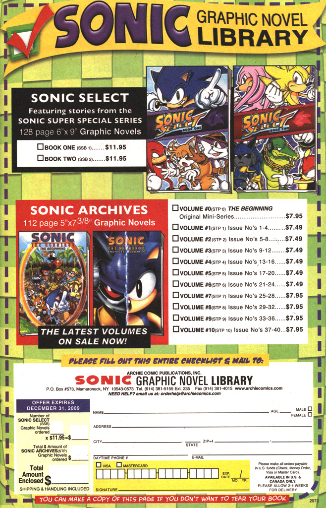 Sonic - Archie Adventure Series April 2009 Page 18