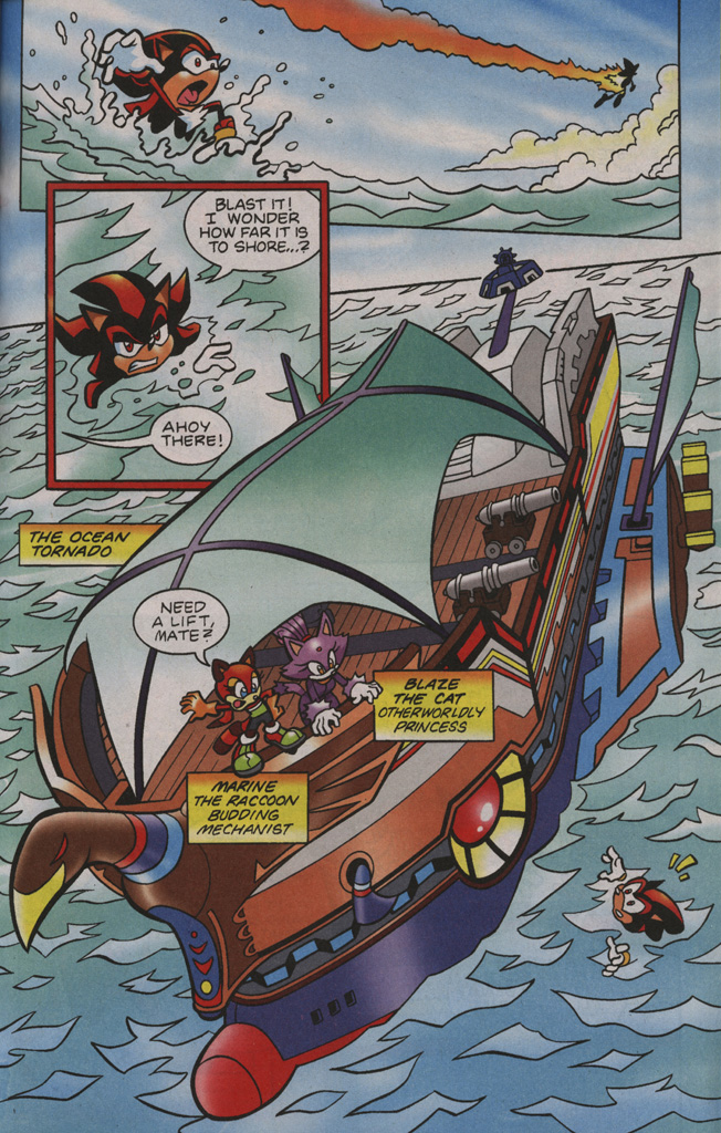 Sonic Universe Issue No. 01 Page 4