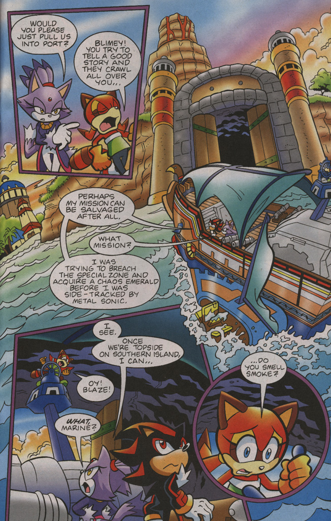 Sonic - Archie Adventure Series April 2009 Page 14