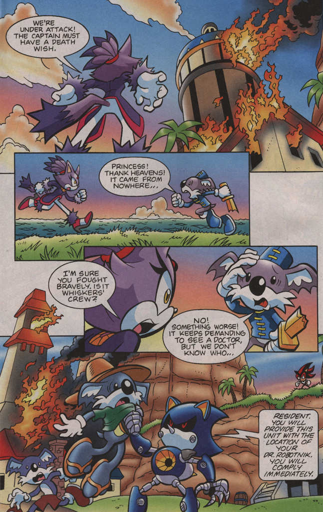 Sonic Universe Issue No. 01 Page 15