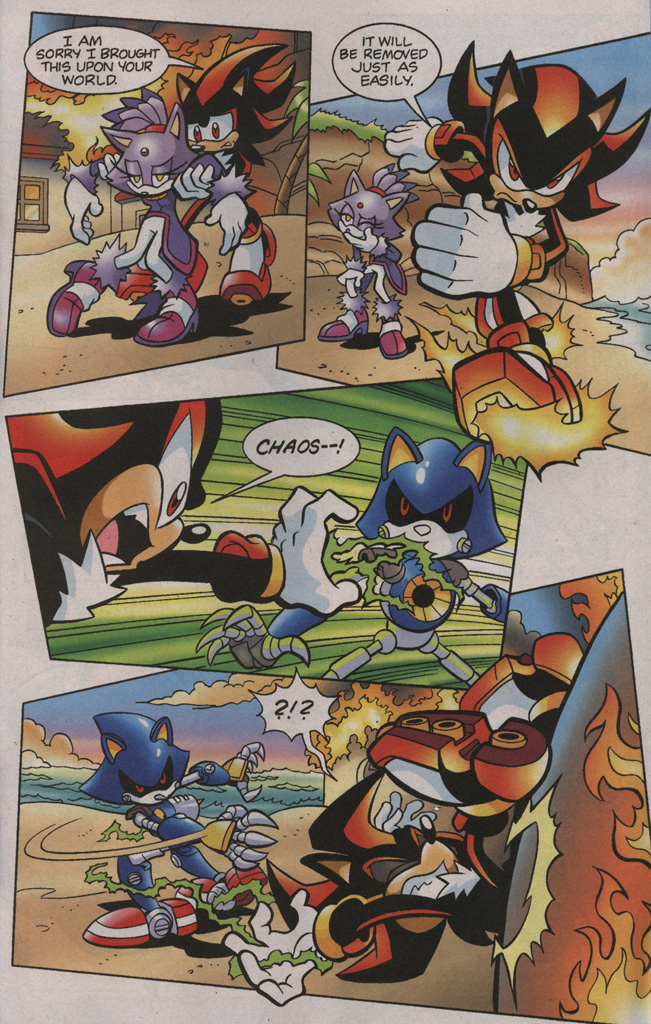 Sonic Universe Issue No. 01 Page 18