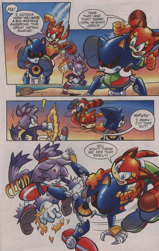 Sonic Universe Issue No. 01 Page 19