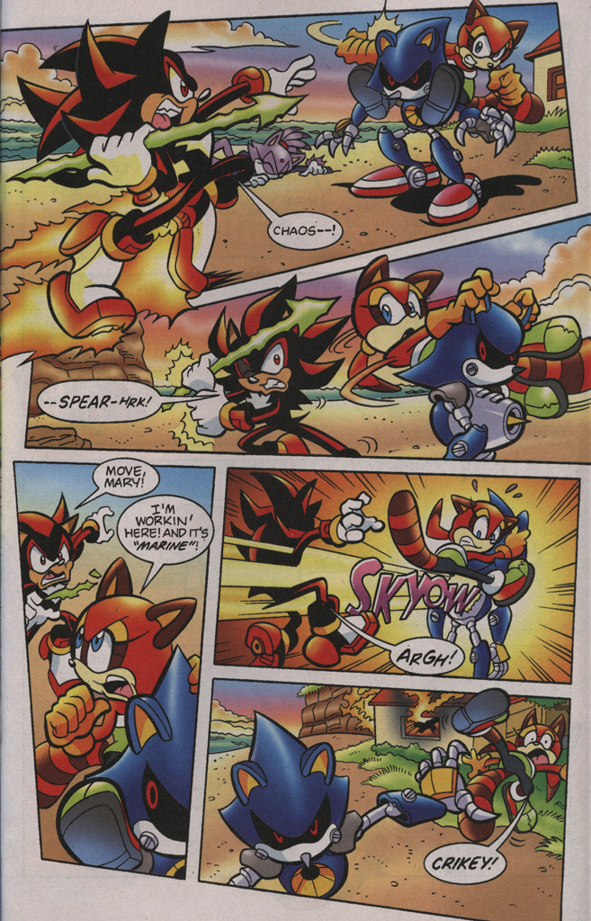 Sonic - Archie Adventure Series April 2009 Page 22
