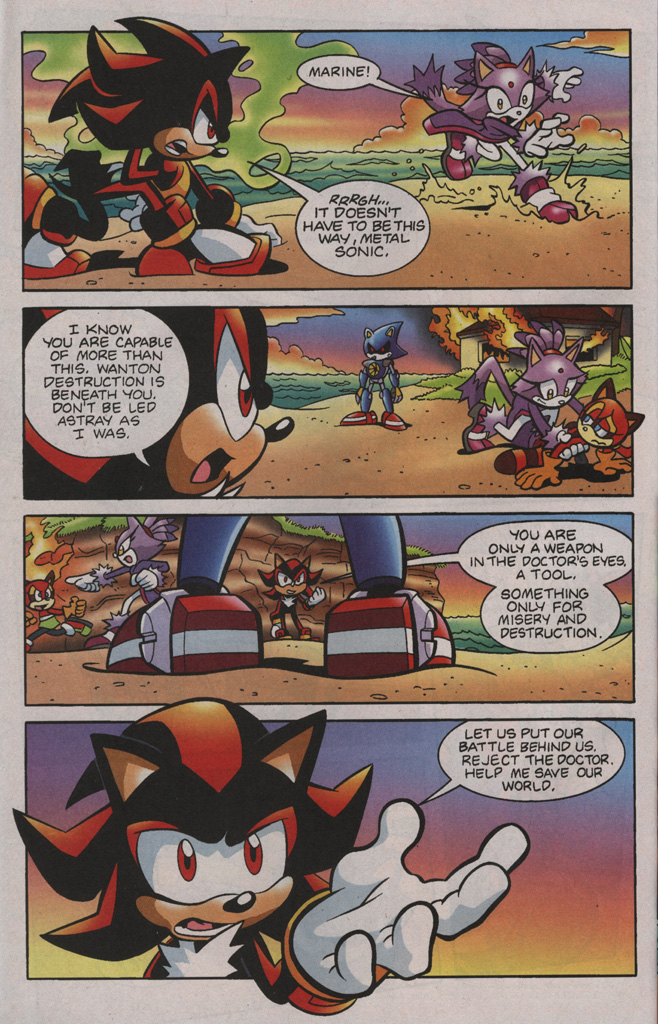 Sonic Universe Issue No. 01 Page 23