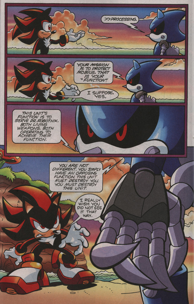 Sonic Universe Issue No. 01 Page 24