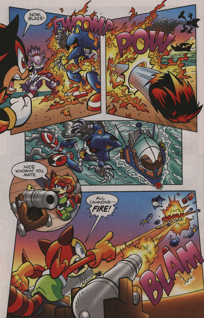 Sonic Universe Issue No. 01 Page 25