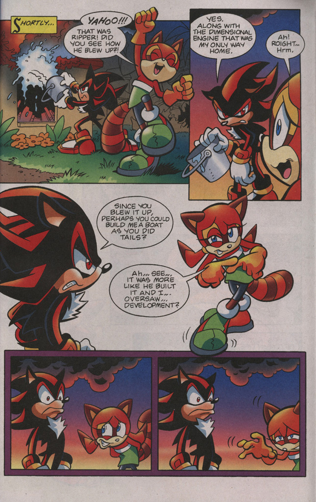 Sonic - Archie Adventure Series April 2009 Page 28
