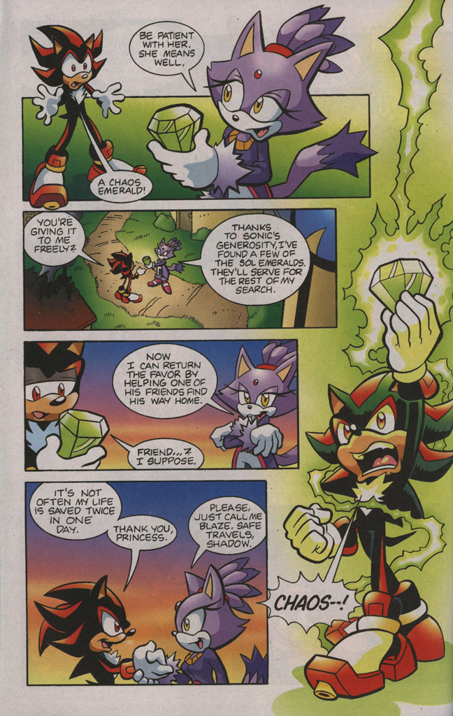 Sonic Universe Issue No. 01 Page 29
