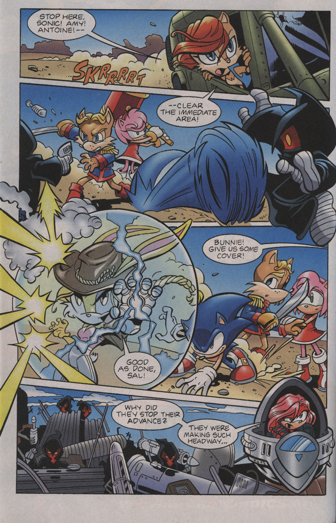 Sonic - Archie Adventure Series May 2009 Page 3