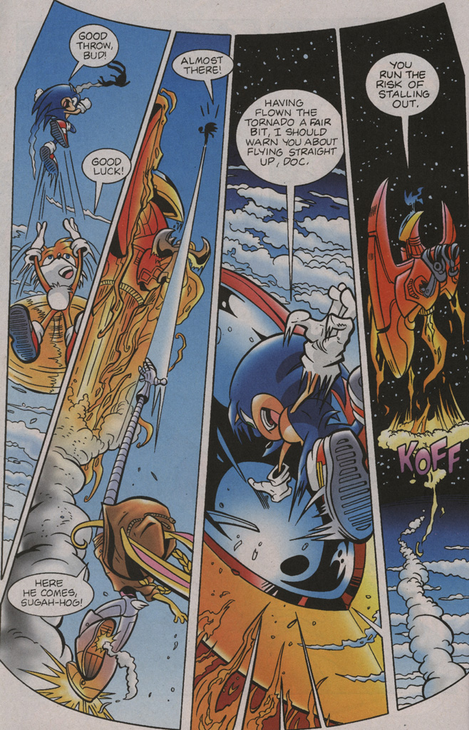 Sonic - Archie Adventure Series May 2009 Page 23