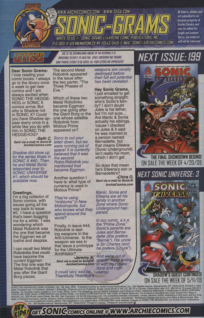 Sonic - Archie Adventure Series May 2009 Page 33