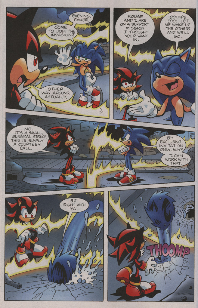 Sonic Universe Issue No. 02 Page 5