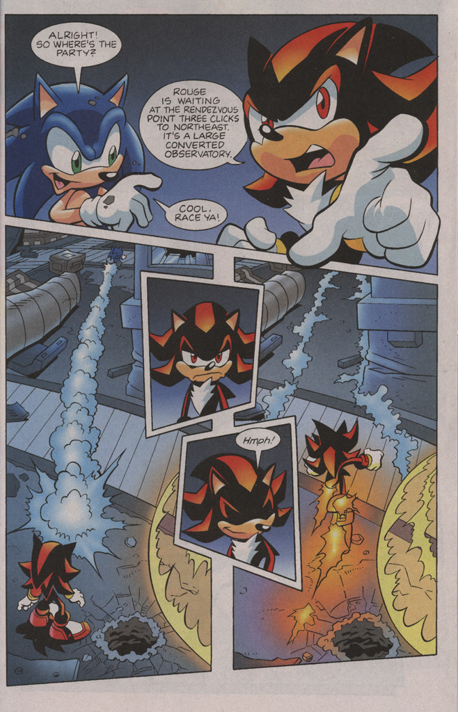 Sonic Universe Issue No. 02 Page 8