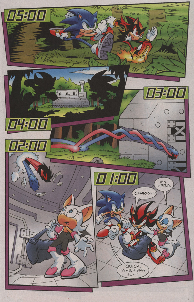 Sonic Universe Issue No. 02 Page 10