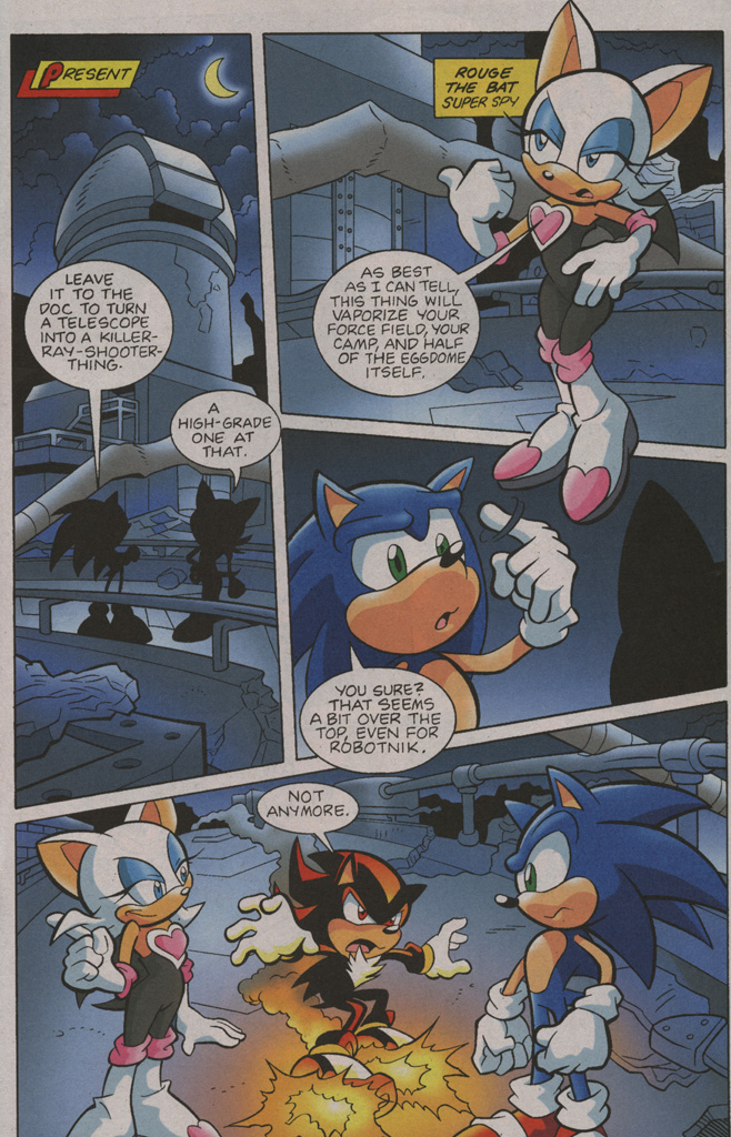 Sonic Universe Issue No. 02 Page 14