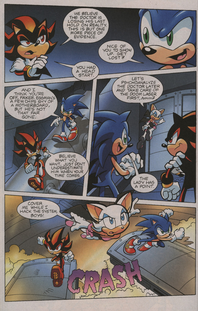 Sonic Universe Issue No. 02 Page 15
