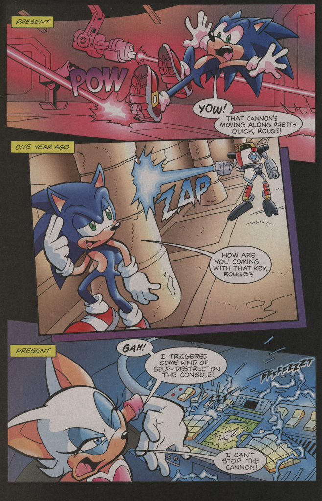 Sonic - Archie Adventure Series May 2009 Page 19