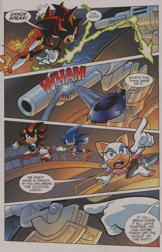 Sonic Universe Issue No. 02 Page 21