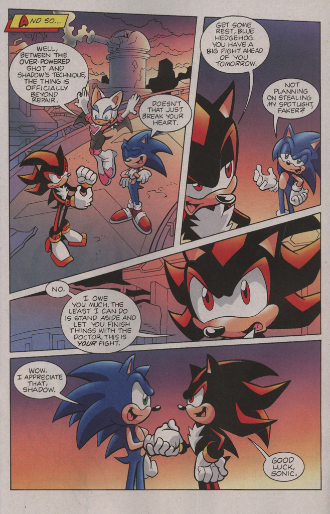 Sonic Universe Issue No. 02 Page 30
