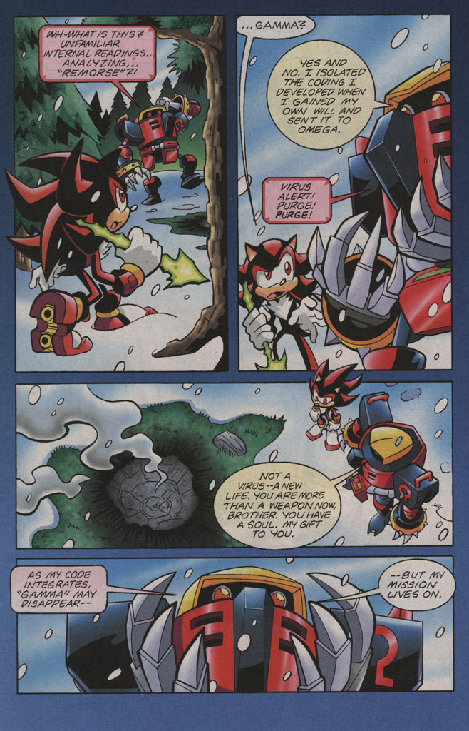 Sonic Universe Issue No. 03 Page 25