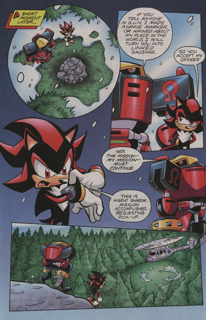 Sonic Universe Issue No. 03 Page 29