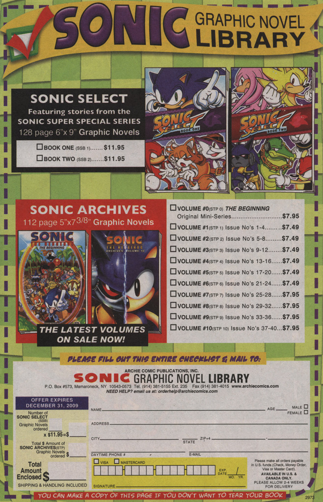 Sonic - Archie Adventure Series July 2009 Page 6