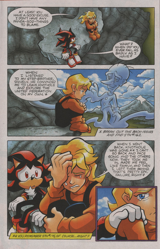 Sonic - Archie Adventure Series July 2009 Page 15