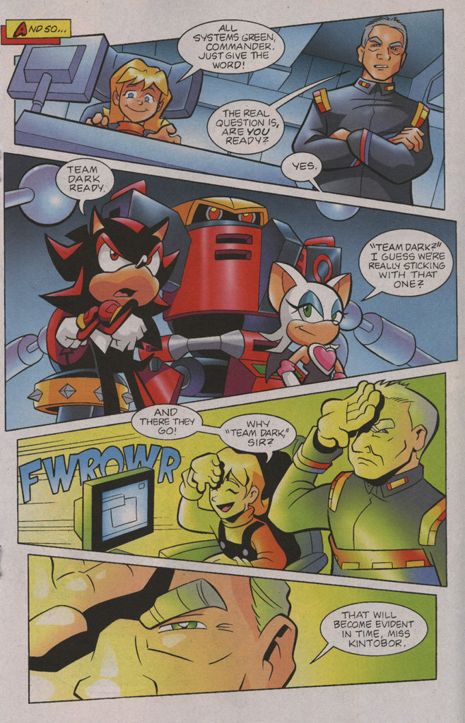 Sonic - Archie Adventure Series July 2009 Page 18