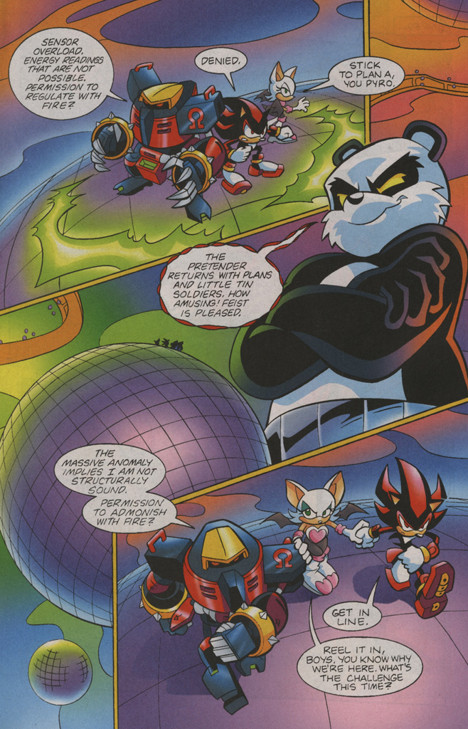 Sonic Universe Issue No. 04 Page 19