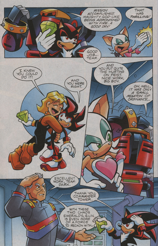Sonic - Archie Adventure Series July 2009 Page 29