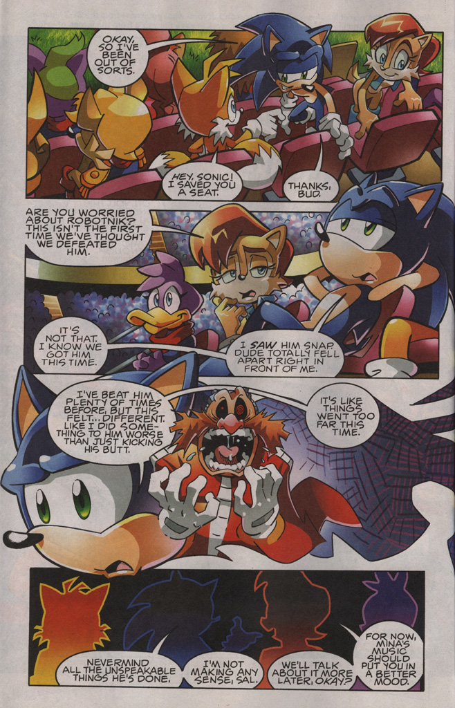Sonic - Archie Adventure Series August 2009 Page 3