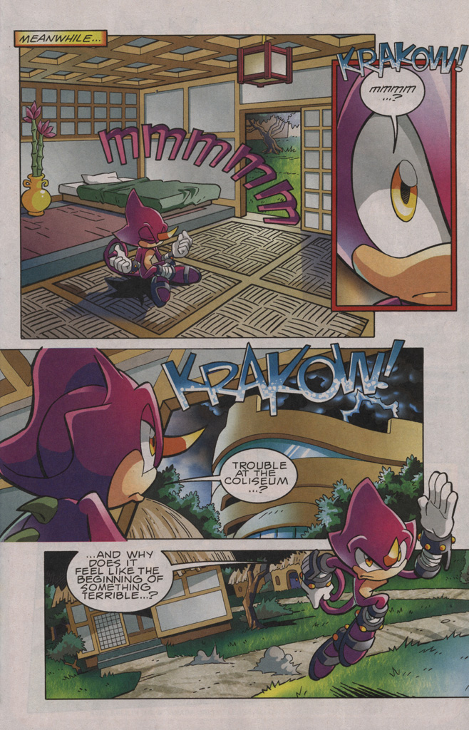Sonic - Archie Adventure Series August 2009 Page 6