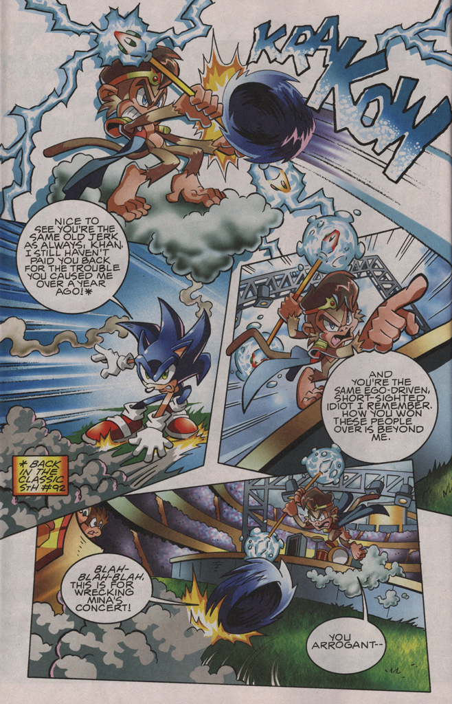 Sonic - Archie Adventure Series August 2009 Page 7