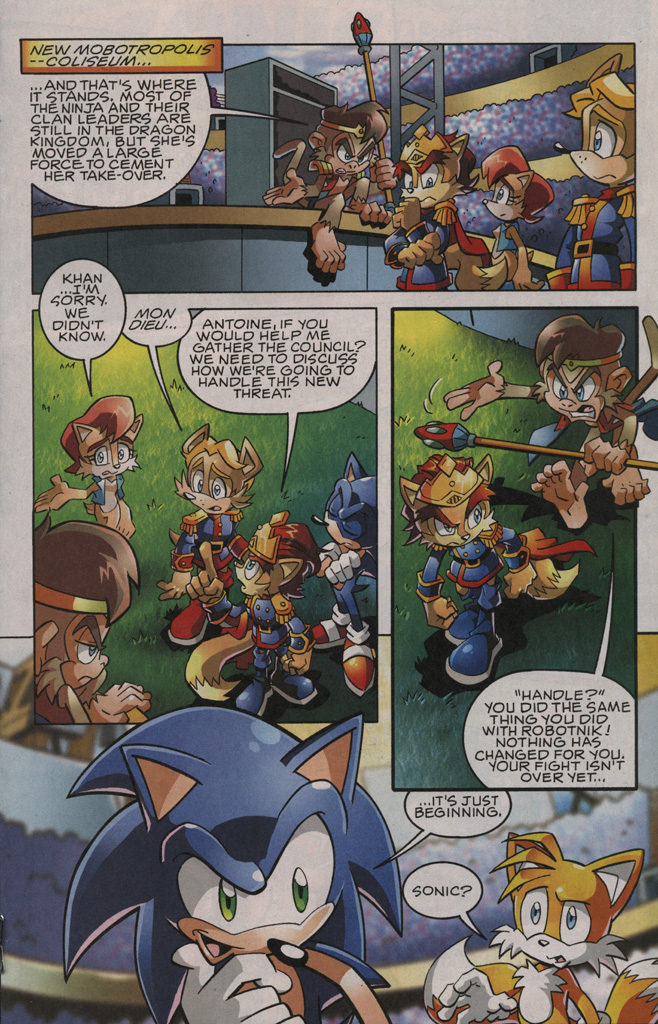 Sonic - Archie Adventure Series August 2009 Page 18