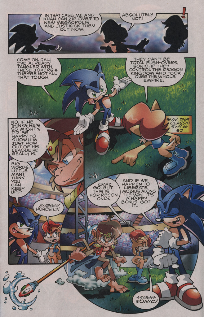 Sonic - Archie Adventure Series August 2009 Page 22