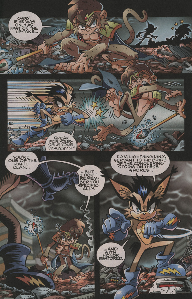 Sonic - Archie Adventure Series September 2009 Page 13