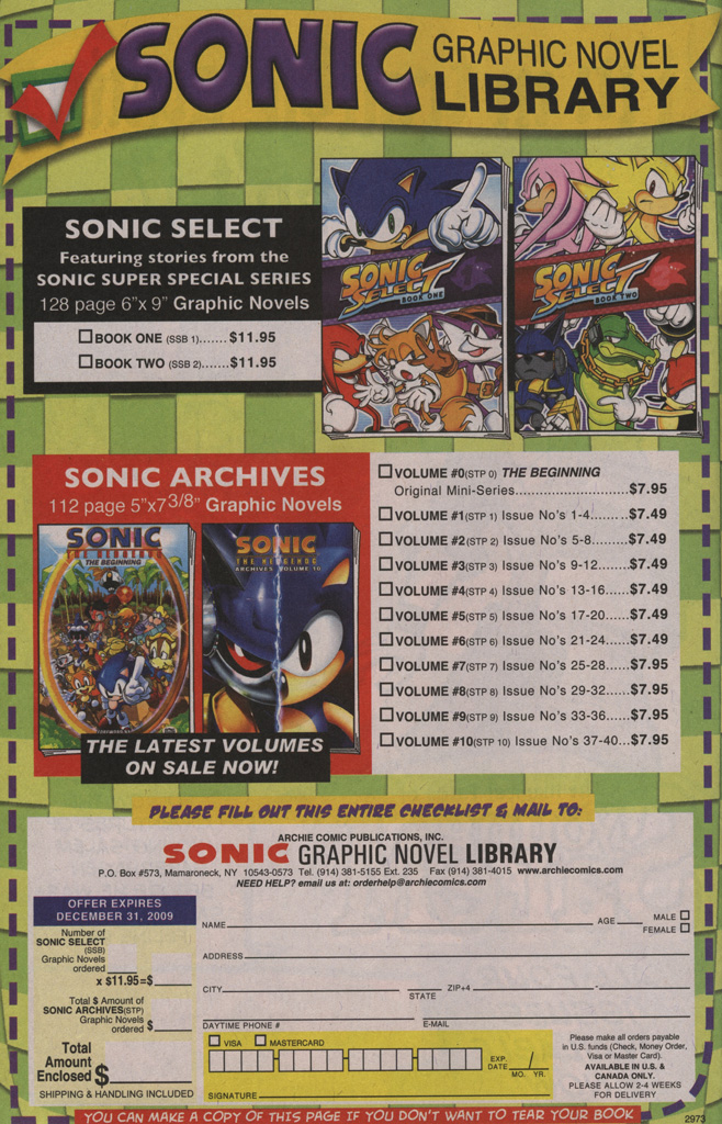 Sonic - Archie Adventure Series September 2009 Page 15
