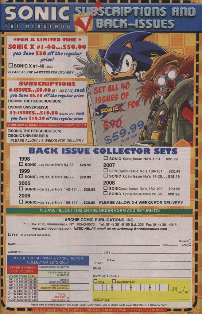 Sonic - Archie Adventure Series September 2009 Page 32