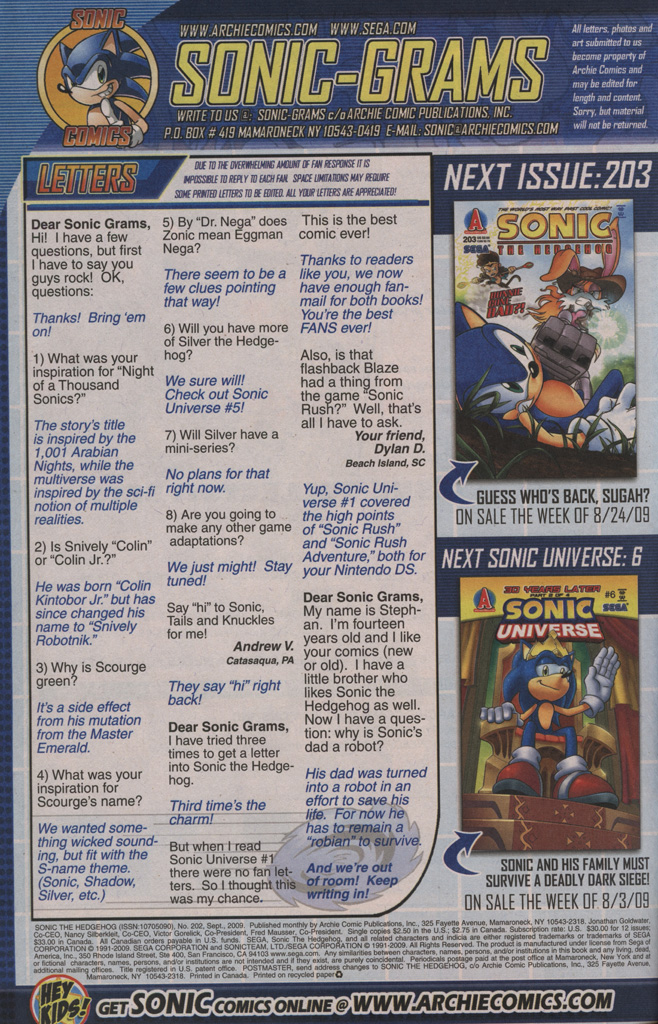 Sonic - Archie Adventure Series September 2009 Page 33