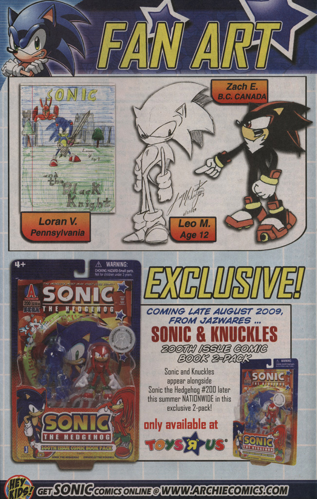 Sonic - Archie Adventure Series October 2009 Page 32