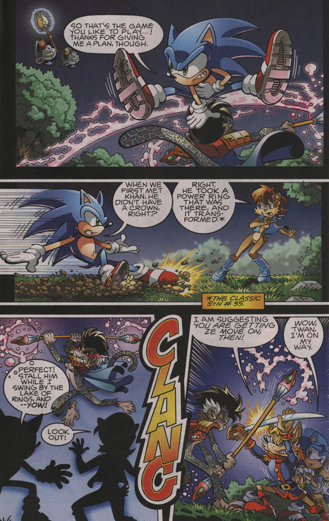 Sonic - Archie Adventure Series November 2009 Page 9