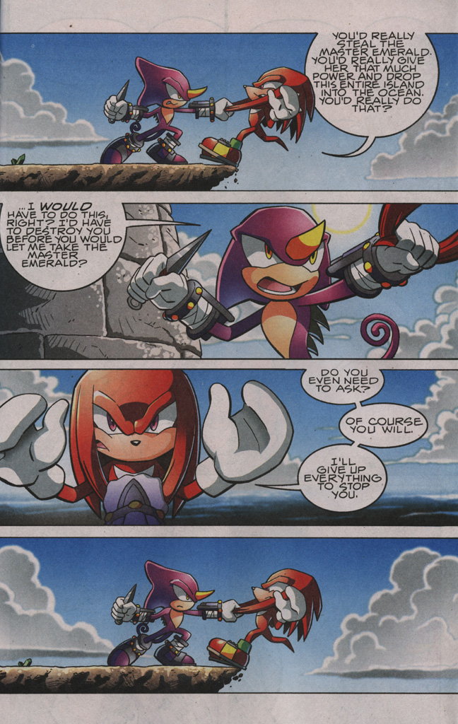 Sonic - Archie Adventure Series November 2009 Page 28