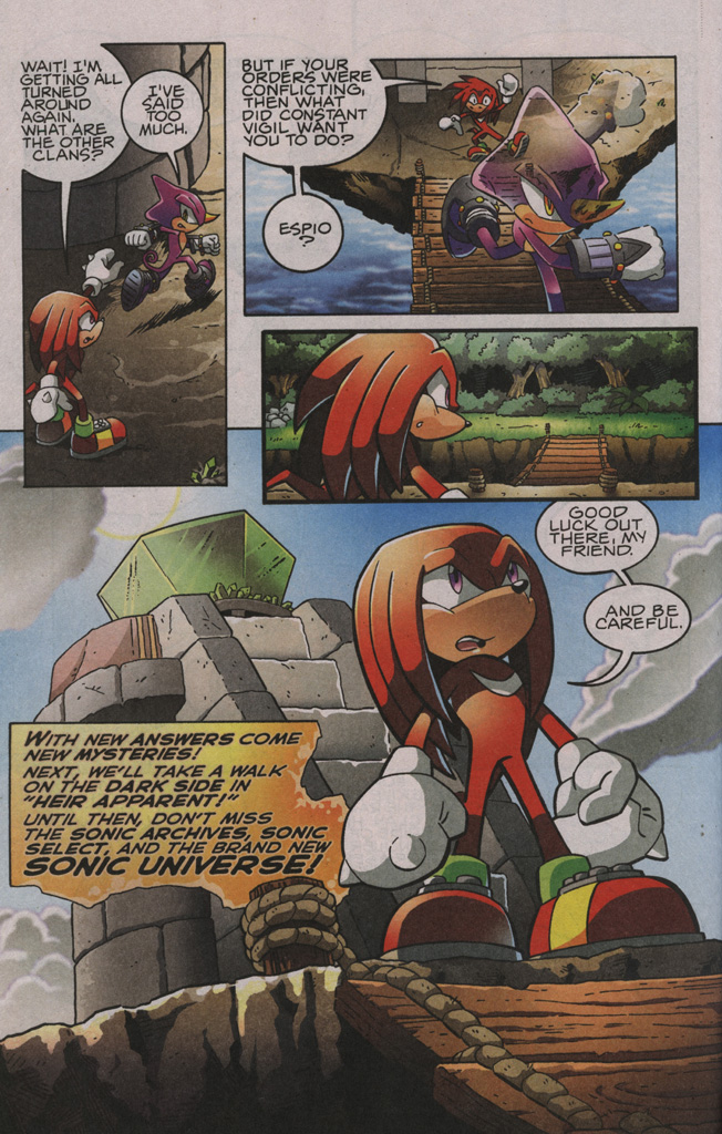 Sonic - Archie Adventure Series November 2009 Page 31